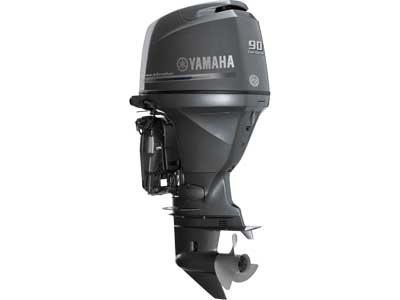 2014 Yamaha F90 20 in.