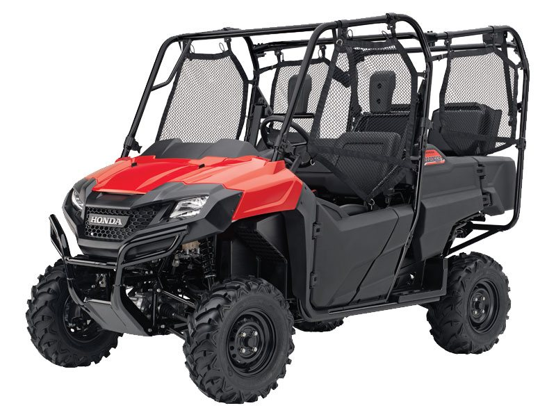 New 4 seat Honda Pioneer is here, IN STOCK NOW! Come check it out today, before it's gone!