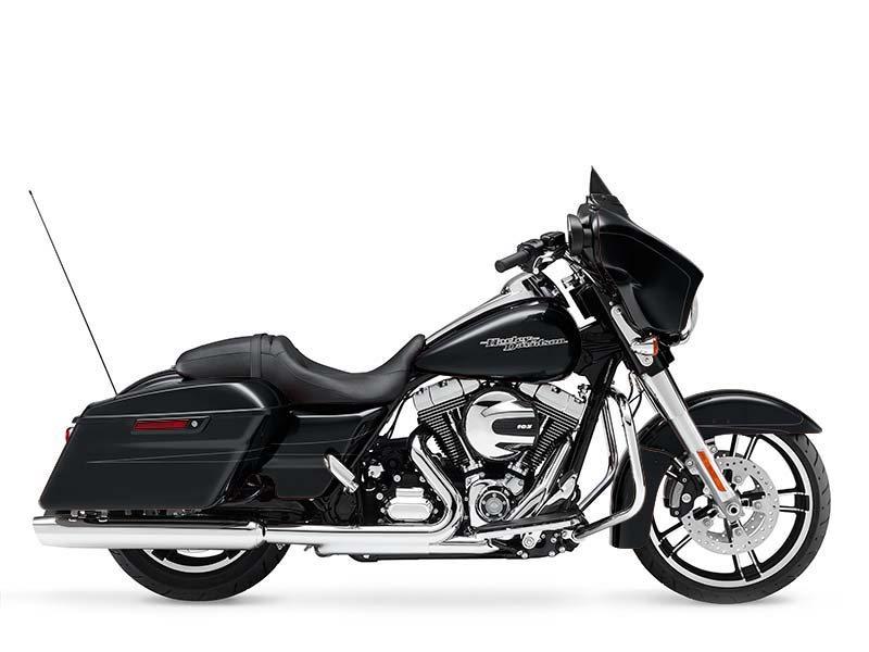2014 Harley-Davidson Street Glide® Special
