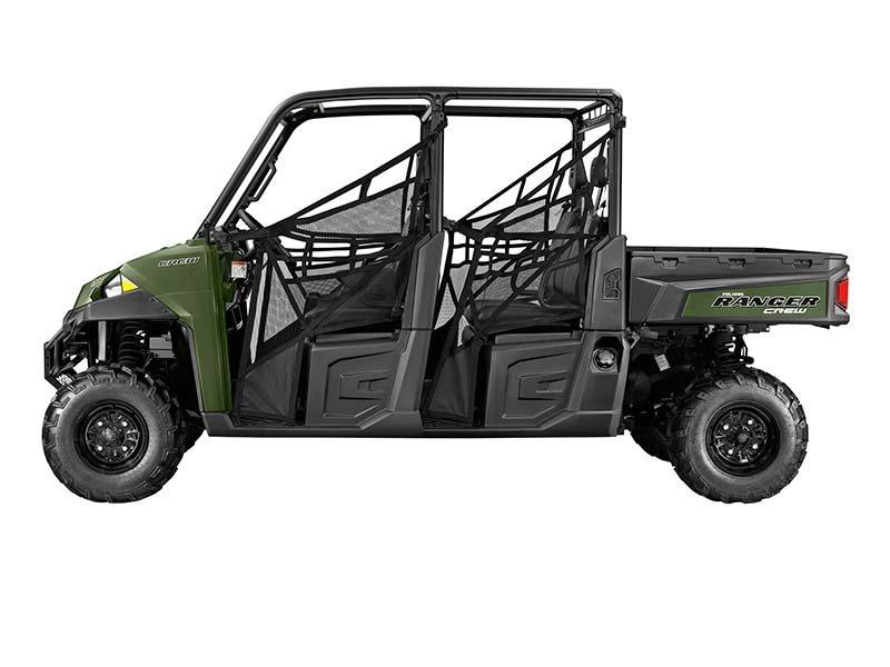 2014 Polaris Ranger® Crew® 900