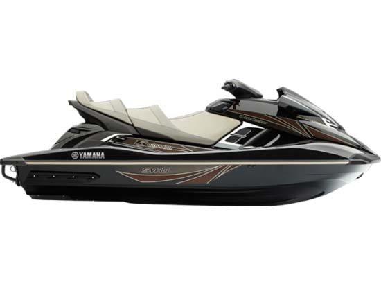 2014 Yamaha FX Cruiser SVHO®