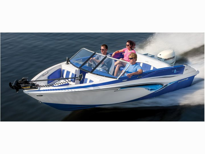 COMBINE PERFORMANCE WITH FISHABILITY AND YOU GET THE WHOLE FAMILY OUT TOGETHER ON A GREAT SUNNY SATURDAY. CHECK OUT THIS FISH N SKI COMBO FROM GLASTRON POWERED BY EVINRUDE E-TEC 115HP... IN STOCK NOW