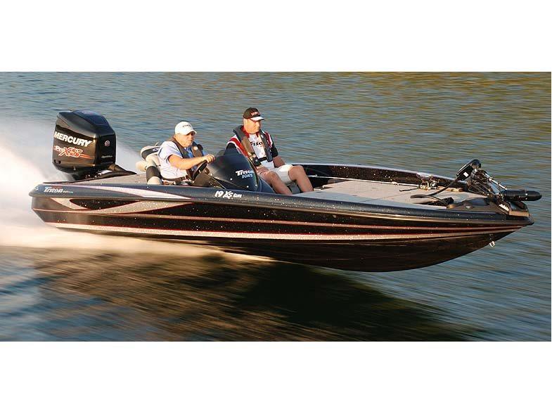 2014 Triton Boats 19XS