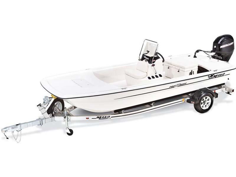 $14,525, 2014 Mako Boats Pro 17 Skiff CC