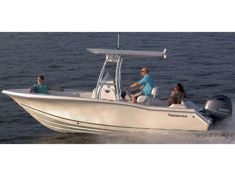 2014 Tidewater Boats 210 LXF