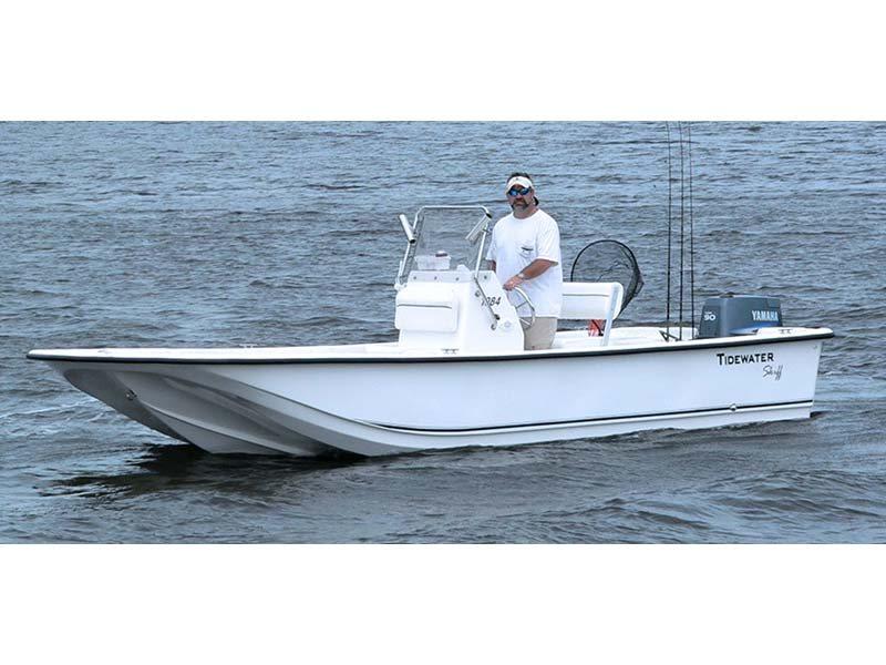 2014 Tidewater Boats 1984 Skiff