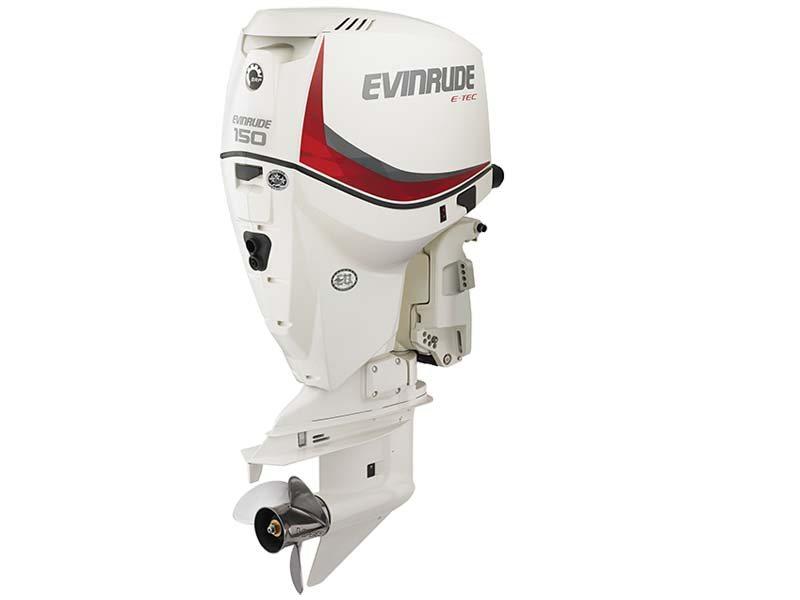 2014 Evinrude E150DPX