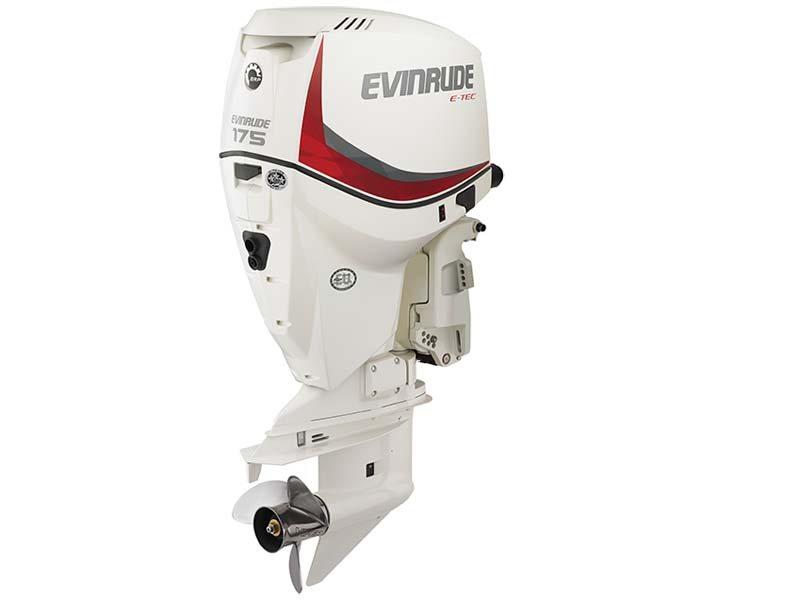 2014 Evinrude E175DPX