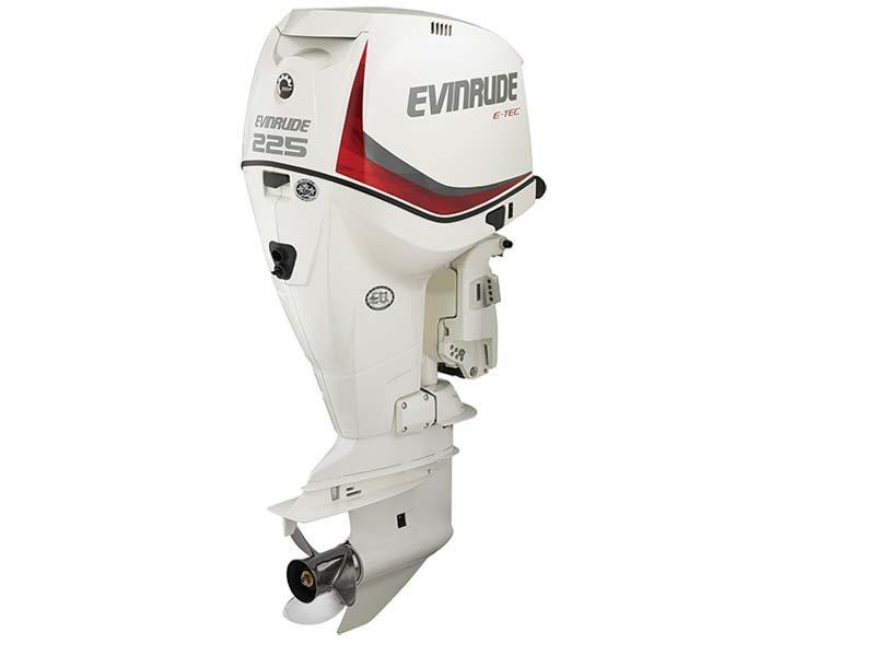 2014 Evinrude E225DPX