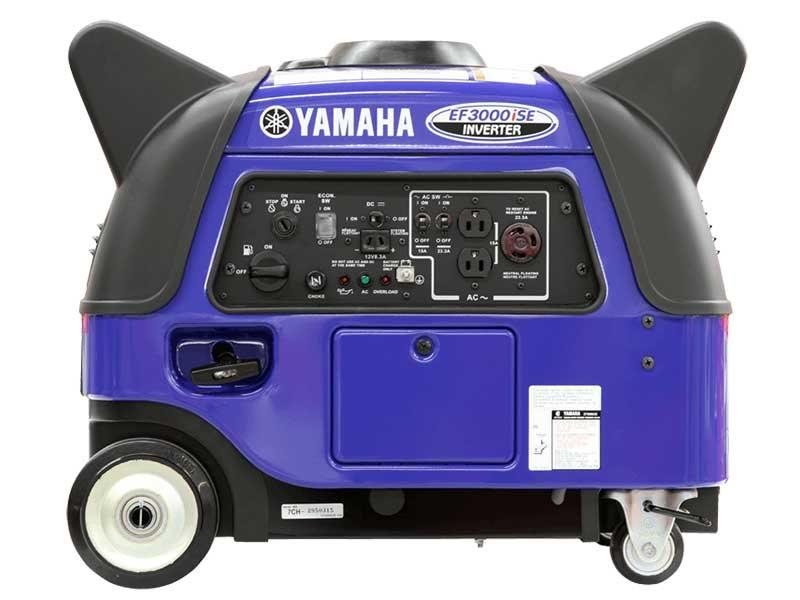 2014 Yamaha EF3000iSE