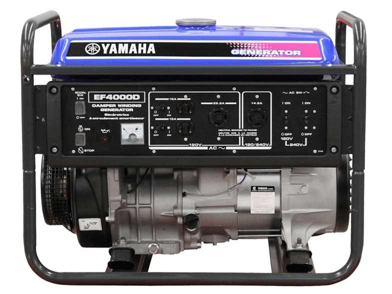 2014 Yamaha EF4000D