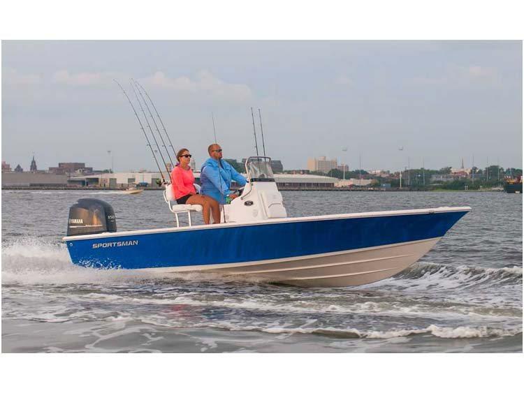 2014 Sportsman Boats Masters 207