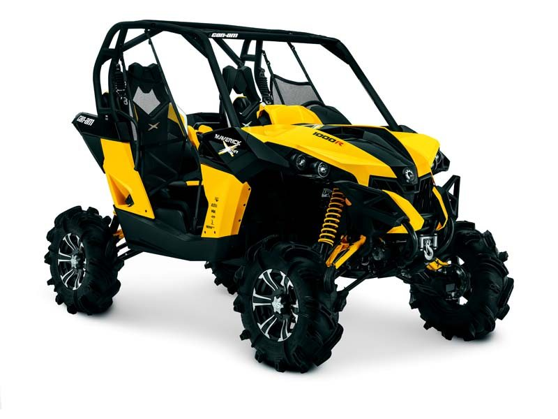 2014 Can-Am Maverick™ X® mr 1000R