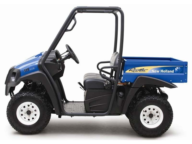 2014 New Holland Agriculture Rustler™ 115