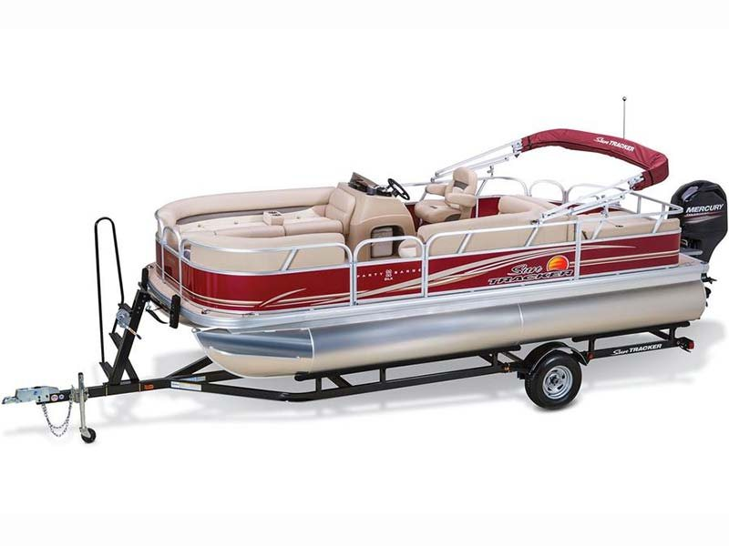 2014 Sun Tracker Party Barge® 22 DLX