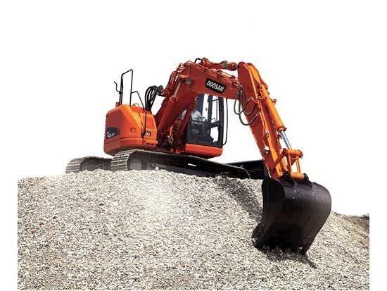 2014 Doosan Construction DX140LCR-3