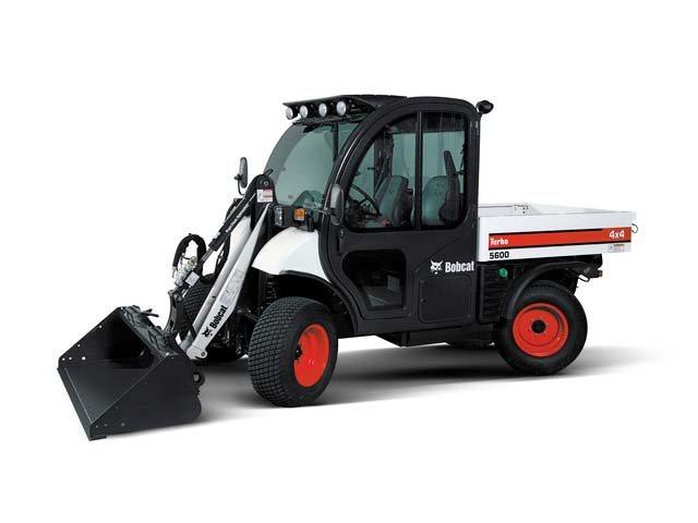 2014 Bobcat Toolcat™ 5600