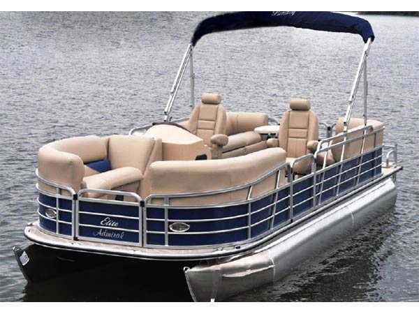 2014 Encore Boat Builders 220 Elite Admiral