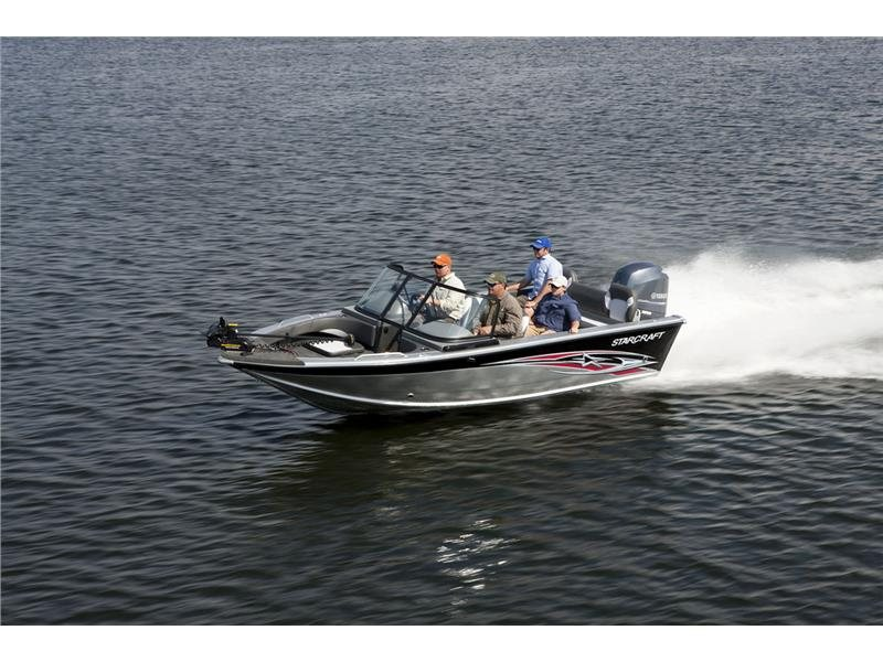 2014 Starcraft Marine Expedition 186 Sport