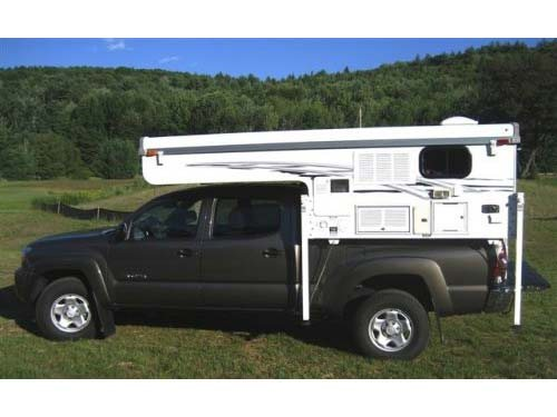 Northstar 600 ss small truck pop up camper