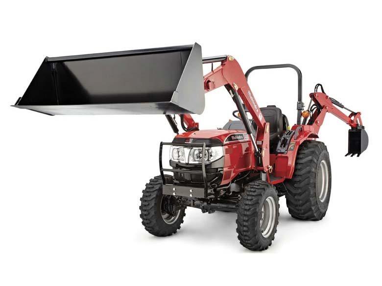 2014 Mahindra 3016 4WD HST