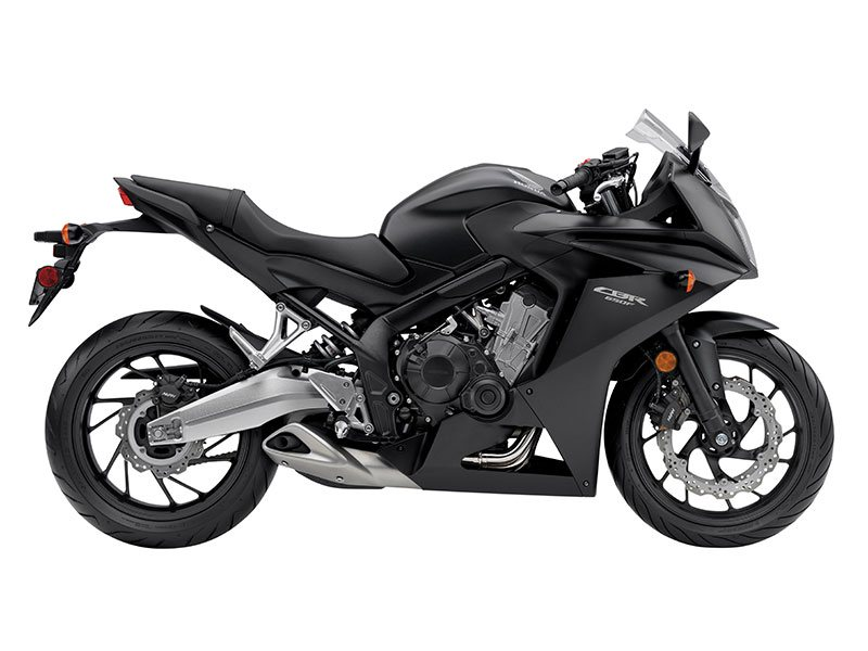 The Incredible New CBR650F IS HERE NOW!!