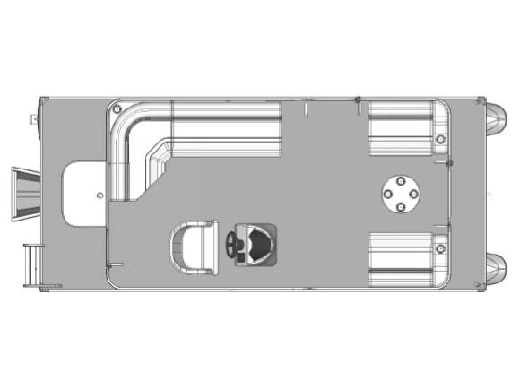 2014 Apex Marine 7518 Edge CR