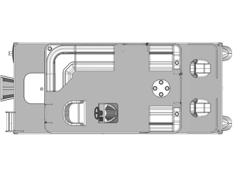 2014 Apex Marine 7518 Edge SC