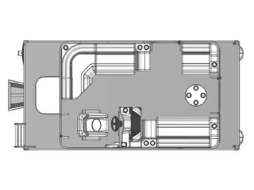 2014 Apex Marine 7516 Cruise Deluxe
