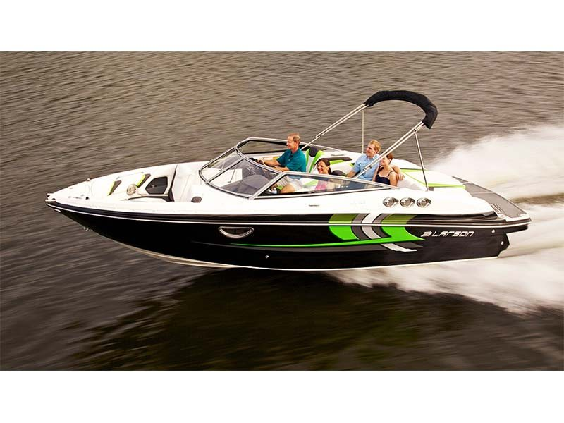 2014 Larson LXi 238 I/O