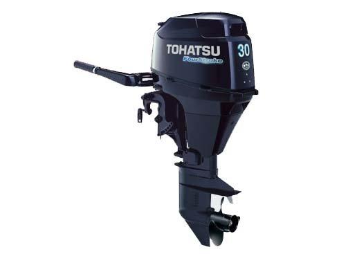 2014 Tohatsu MFS30BEPTL