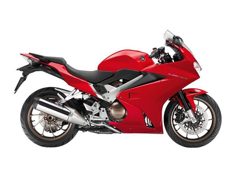 Check out the Incredible New reborn VFR800 Here Now in Both Red and Pearl White Full line of Accessories coming soon Supply Very Limited... Call Now!