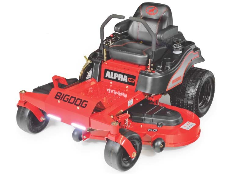 2014 Big Dog Mowers Alpha MP (60 in.)