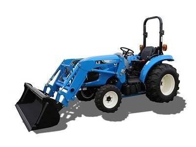 2015 LS Tractor XR3037