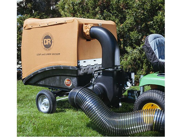 2014 DR Power Equipment 9.59 Premier Tow-Behind