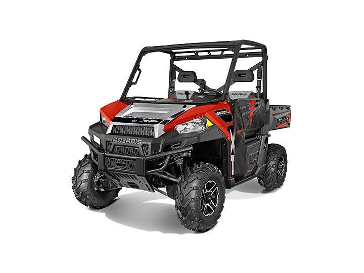 2015 Ranger XP 900 EPS