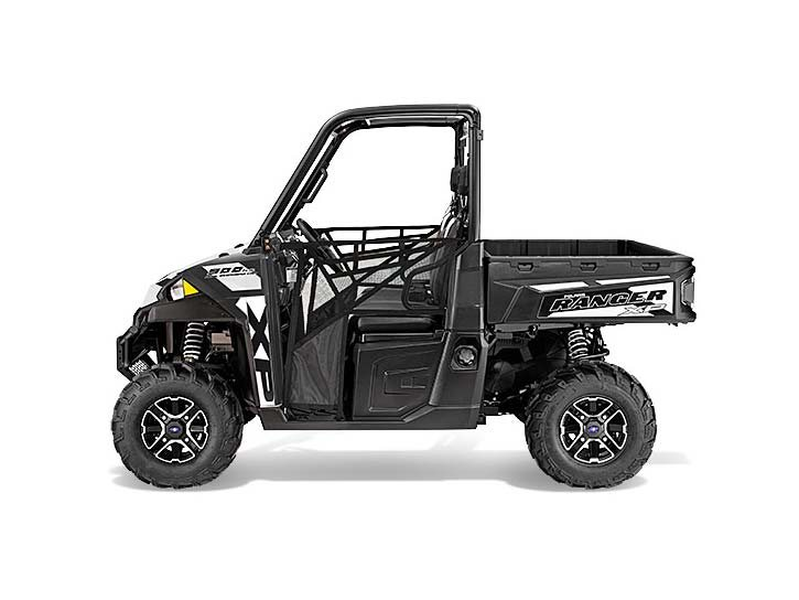 2015 Polaris Ranger XP 900 EPS - Pearl Black