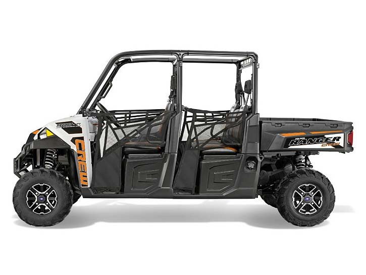 2015 Polaris Ranger Crew 900 EPS White Lightning