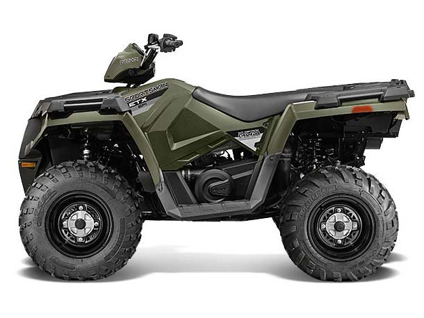 2015 Polaris Sportsman� ETX