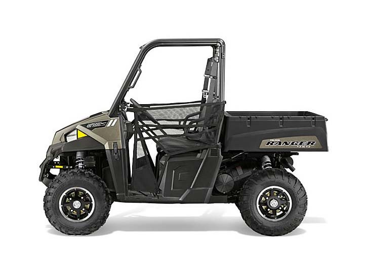 2015 Polaris Ranger 570 EPS - Bronze Mist
