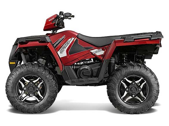 2015 Sportsman 570 SP