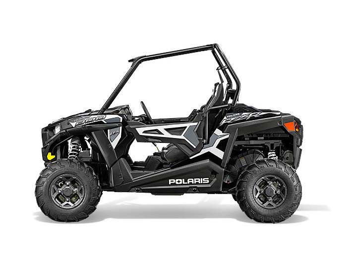 2015 Polaris RZR® 900 EPS Trail - Black Pearl