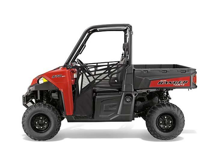 2015 Ranger 570 Full-Size