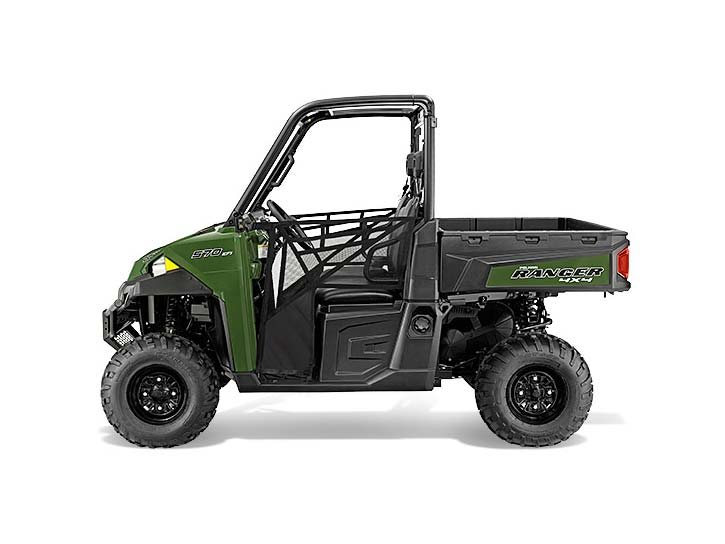 2015 Polaris Ranger 570 Full-Size - Sage Green