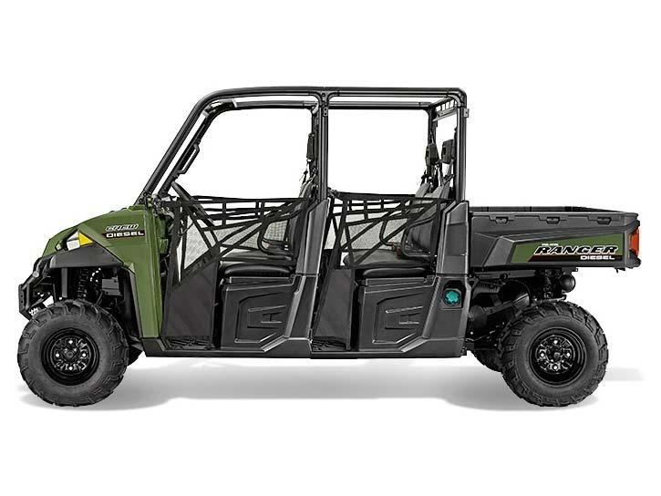 2015 Polaris Ranger Crew® Diesel