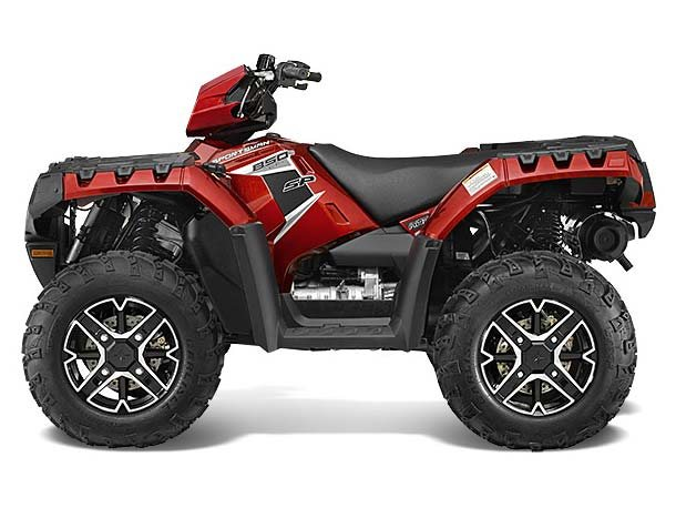 2015 Sportsman 850 SP