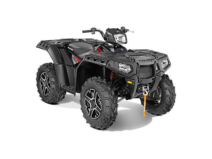 2015 Polaris Sportsman XP® 1000 Black Pearl Metallic