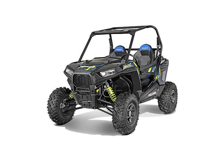 2015 Polaris RZR® S 900 EPS