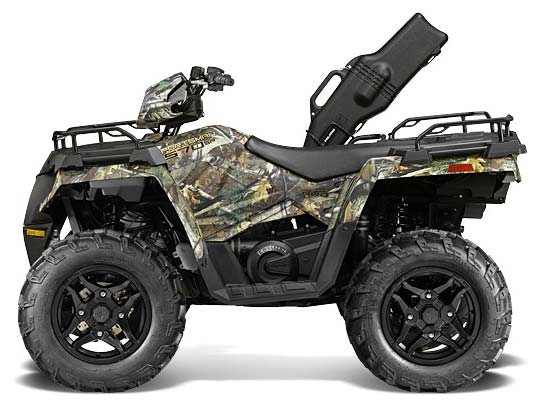 2015 Sportsman 570 SP Hunter Edition