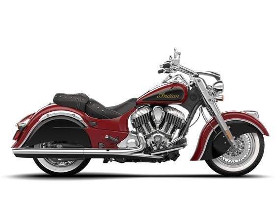 2015 Indian Motorcycle Chief® Classic